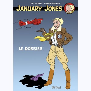 January Jones : Tome (1 à 6), Pack Collector
