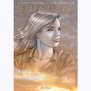 Betty & Dodge : Tome (1 à 8 + Artbook), Intégrale en 9 albums