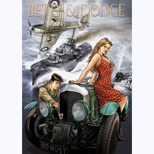 Betty & Dodge, Coffret + 9 albums