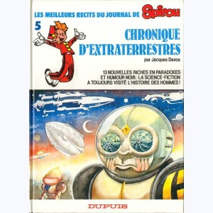 5 : Chronique d'extraterrestres : Tome 1