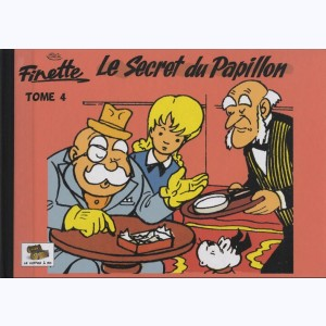 Finette : Tome 4, Le secret du papillon