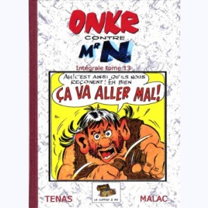Onkr : Tome 13, Onkr contre Mr N