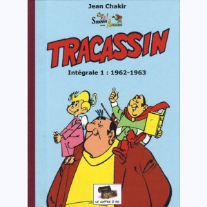 Tracassin : Tome 1, Intégrale - 1962-1963