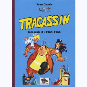 Tracassin : Tome 3, Intégrale - 1965-1966