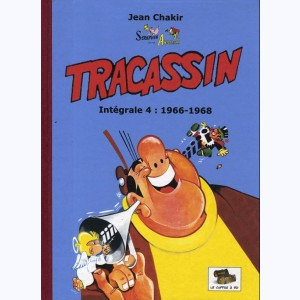 Tracassin : Tome 4, Intégrale - 1966-1968