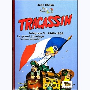 Tracassin : Tome 5, Intégrale - 1968-1969