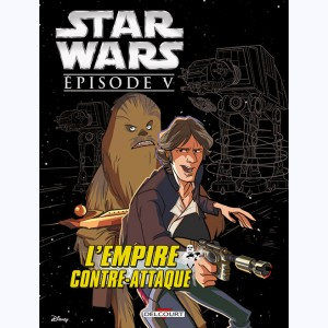 Star Wars (Jeunesse), Épisode V. L'Empire contre-attaque