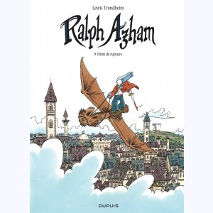 Ralph Azham : Tome 9, Point de rupture