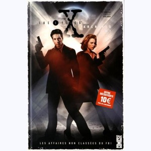 The X-Files Archives : Tome 1, Les affaires non classées du FBI
