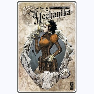 Lady Mechanika : Tome 2, Révélations