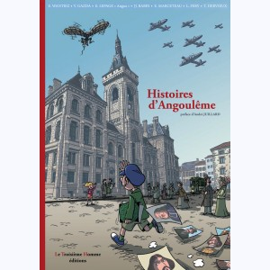 Histoires d'Angoulême : Tome 1