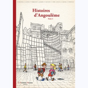 Histoires d'Angoulême : Tome 2