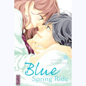 Blue Spring Ride : Tome 13