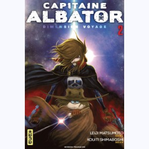 Capitaine Albator - Dimension Voyage : Tome 2