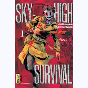 Sky-high survival : Tome 1