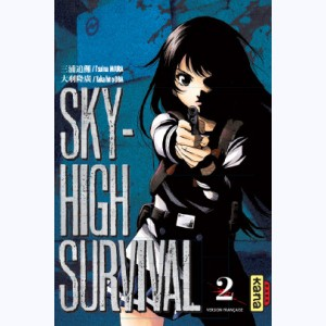 Sky-high survival : Tome 2