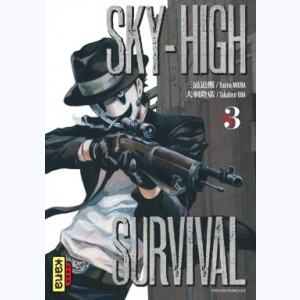 Sky-high survival : Tome 3