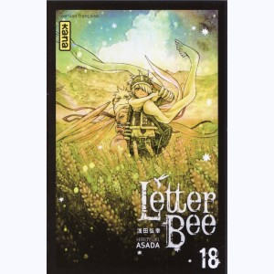 Letter Bee : Tome 18
