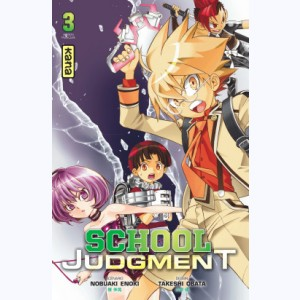 School Judgment : Tome 3