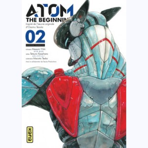 Atom The Beginning : Tome 2