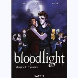 Bloodlight : Tome 1, Fustration