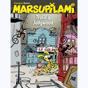 Marsupilami : Tome 12, Trafic à Jollywood