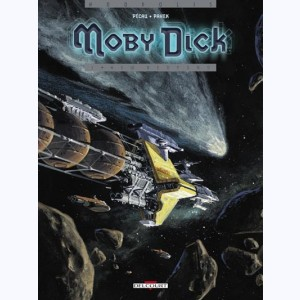 Moby Dick (Pahek) : Tome 1, New Bedford