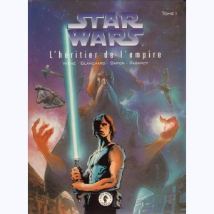 Star Wars - Le Cycle de Thrawn : Tome 1, L'héritier de l'Empire