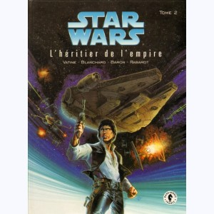 Star Wars - Le Cycle de Thrawn : Tome 2, L'héritier de l'Empire