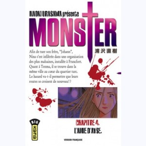 Monster : Tome 4, L'ami d'Ayse