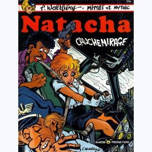 Natacha : Tome 14, Cauchemirage :
