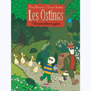 Les Ostings : Tome 2, Palmipedopithecus gagatus