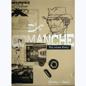 Comanche, Coffret The whole story