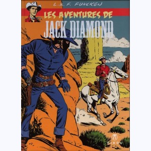 Jack Diamond, Les aventures de Jack Diamond