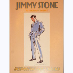 Jimmy Stone, Dispositif guet-apens
