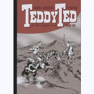 Teddy Ted : Tome 1, Récits complets de Pif