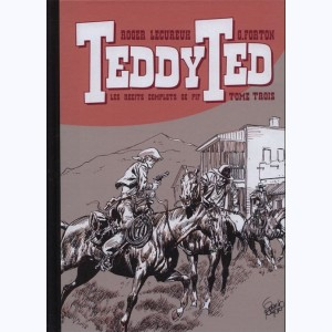 Teddy Ted : Tome 3, Récits complets de Pif
