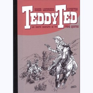 Teddy Ted : Tome 4, Récits complets de Pif