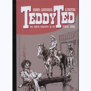 Teddy Ted : Tome 5, Récits complets de Pif