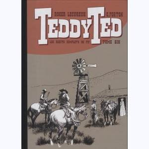 Teddy Ted : Tome 6, Récits complets de Pif