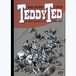 Teddy Ted : Tome 7, Récits complets de Pif