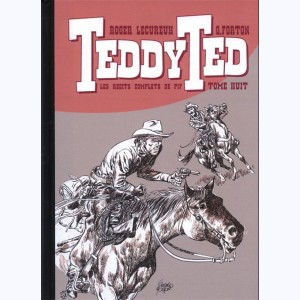 Teddy Ted : Tome 8, Récits complets de Pif