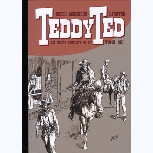 Teddy Ted : Tome 10, Récits complets de Pif