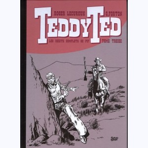Teddy Ted : Tome 13, Récits complets de Pif