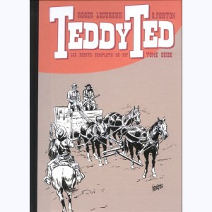 Teddy Ted : Tome 16, Récits complets de Pif