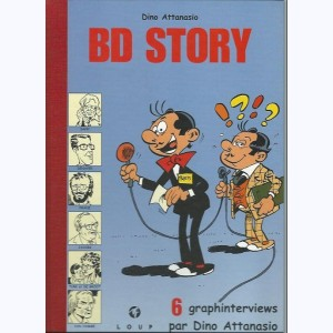 BD Story, 6 graphinterviews