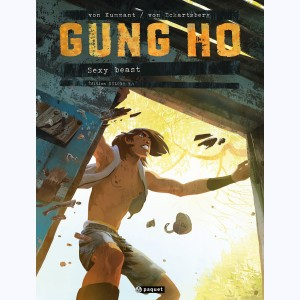 Gung Ho : Tome 3.1, Sexy Beast (Grand Format)
