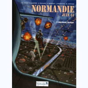 Normandie juin 44 : Tome 2, Utah beach / Carentan :