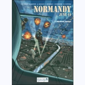 Normandie juin 44 : Tome 2, Normandy June 44 Utah Beach / Carentan :