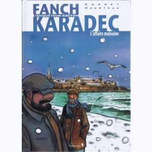 Fanch Karadec : Tome 2, L'affaire malouine